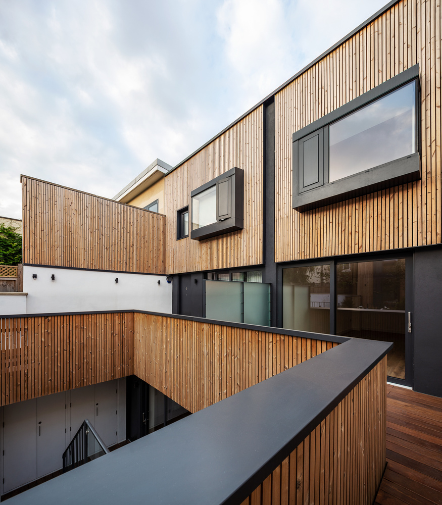London residential architecture