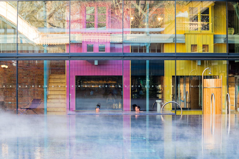 Thames Lido Design
