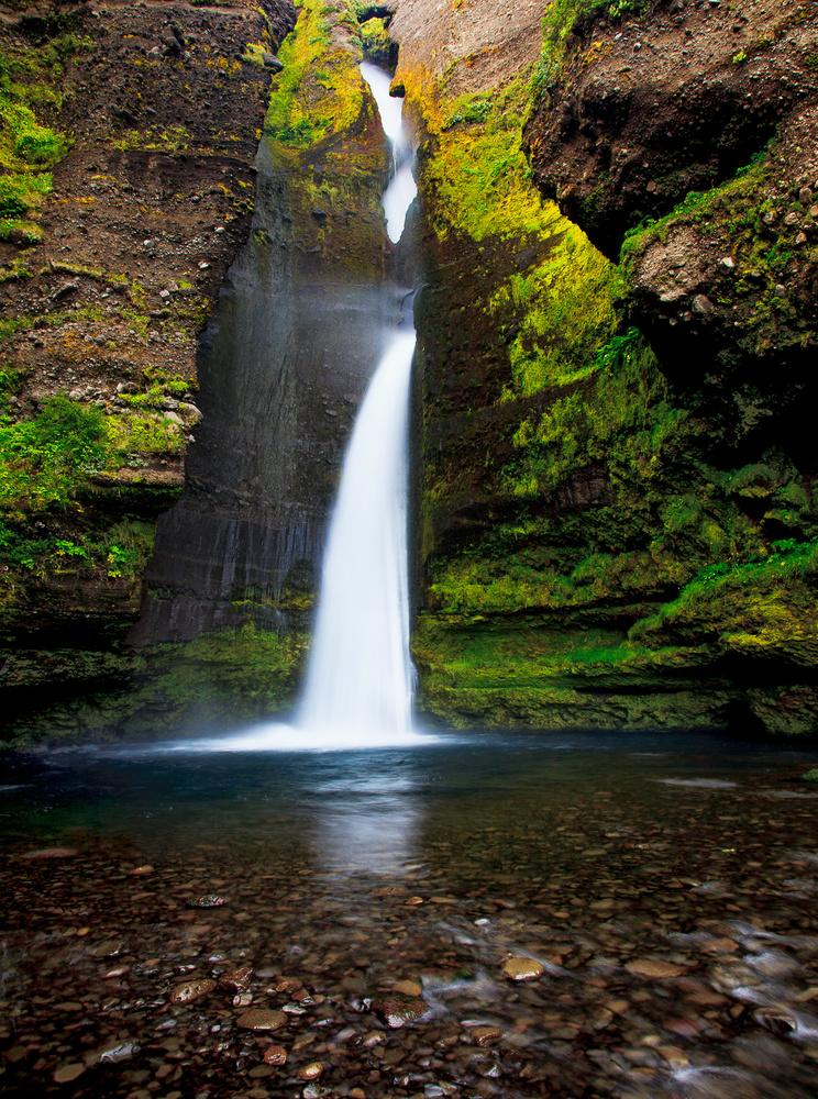 Waterfall photography formula
