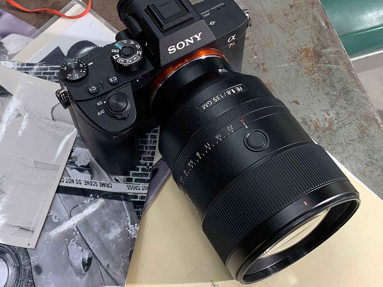 Sony 135mm F 1 8 Gm Lens Announced Hands On Impressions