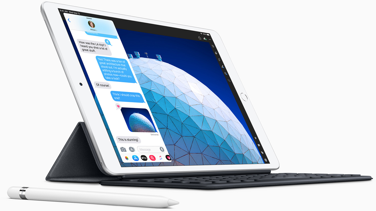 Apple Releases New iPad Air and iPad mini: Pencil Support