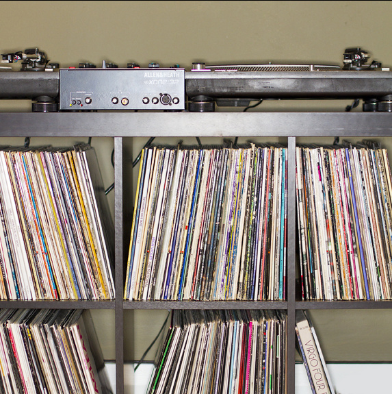Turntables and records