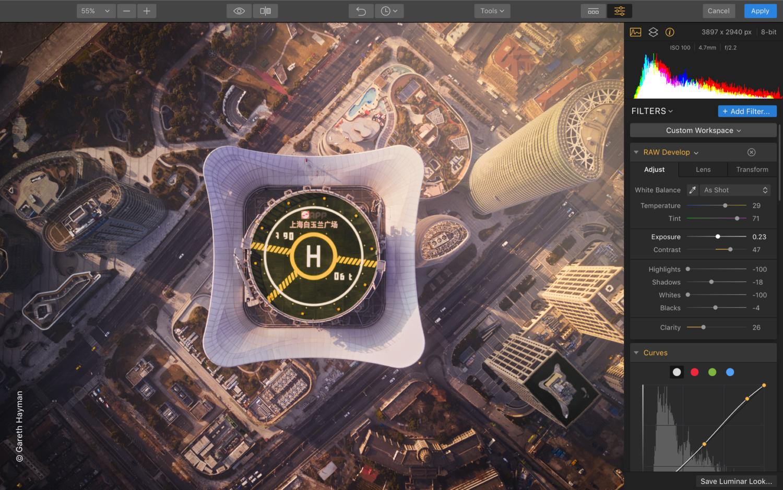 Skylum Announces Luminar Flex, a New Plugin Compatible With