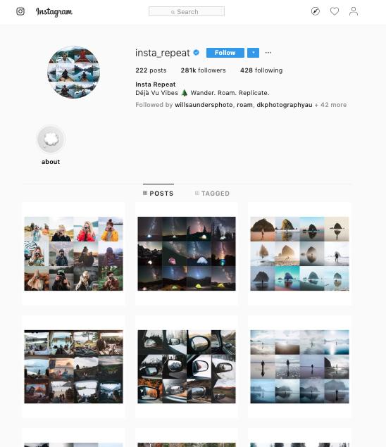 1b2e8f78ffcdd Instagram  The Death of Original Perception and Photographs