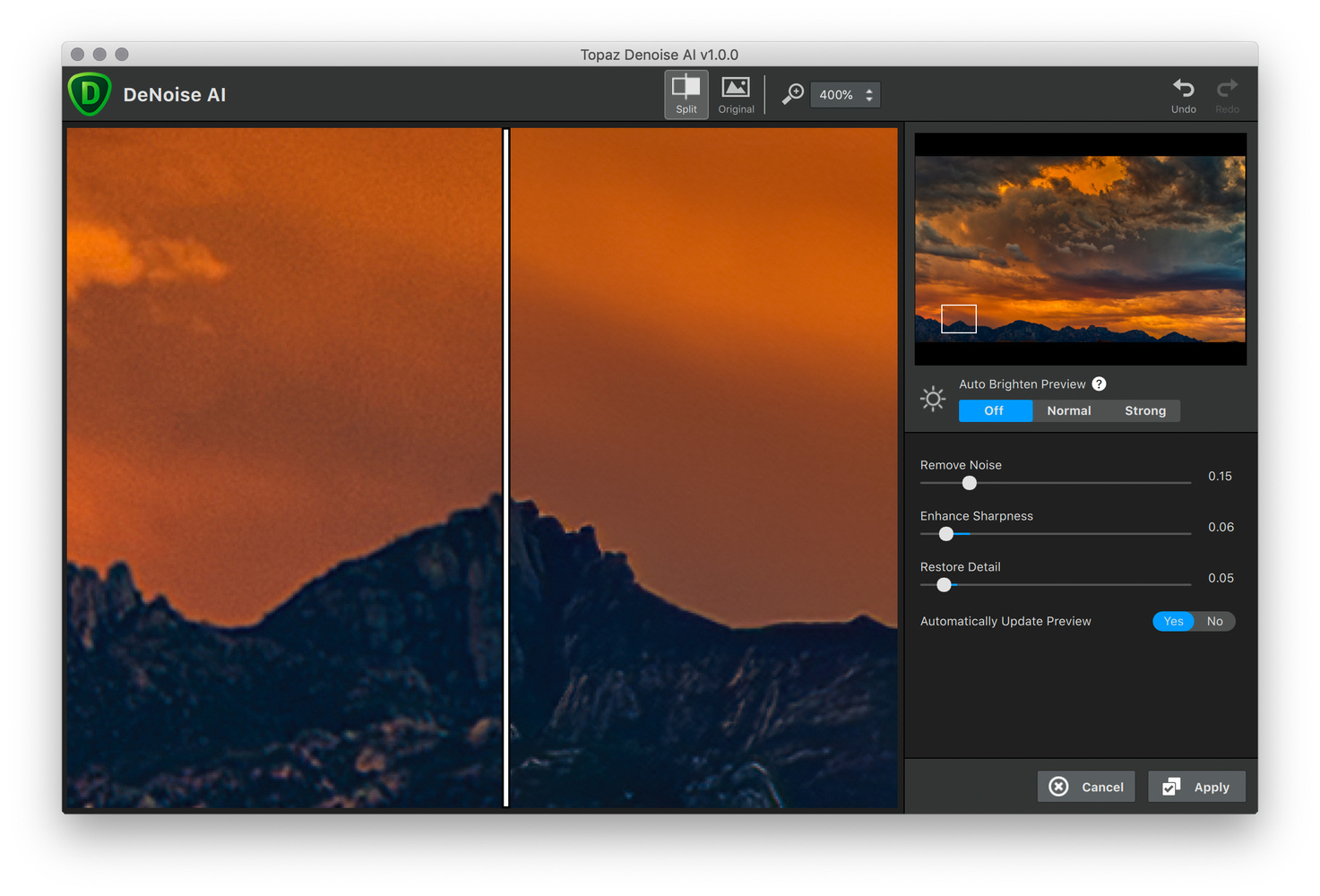 Review: Topaz DeNoise AI Kills Noise but Not the Details in