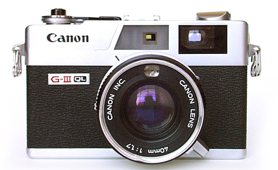 Canonet GIII QL-17
