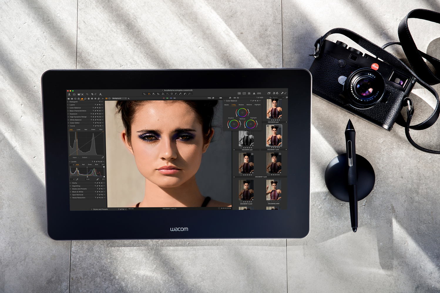 How to Set Up Your Wacom Tablet for Capture One and Why You Should