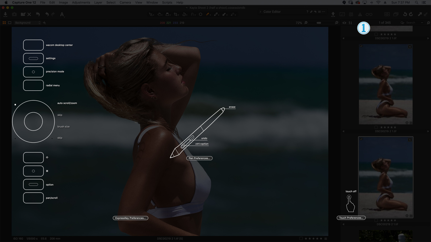 How to Set Up Your Wacom Tablet for Capture One and Why You
