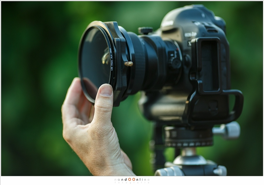 A polarization filter can give much benefit. But make sure the filter not get unscrewed when rotating it. Keep checking it, to prevent the filter from falling from the lens. Als make sure your filter holder system is connected secure.