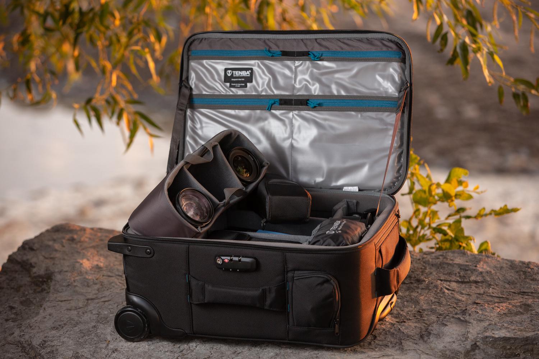 Tenba Roadie Air Case Roller 21 Removable Insert JT Blenker