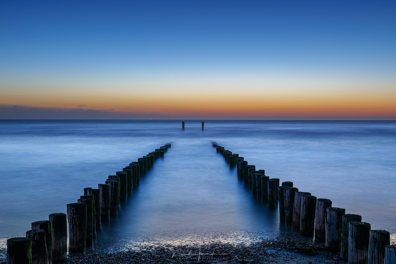 Twilight at the North Sea (39mm | ISO100 | f/11 | 50 sec)