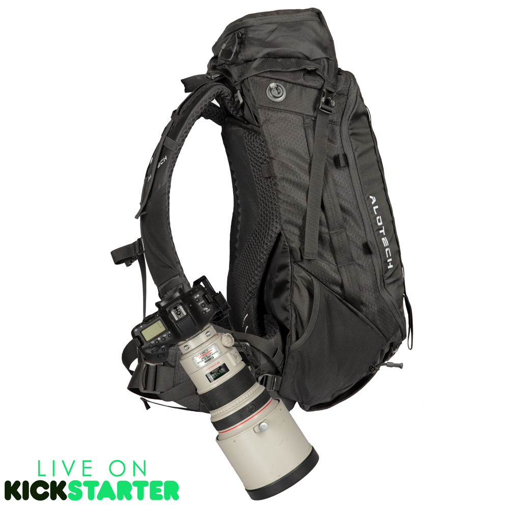 Backpack Made By Wildlife Photographers