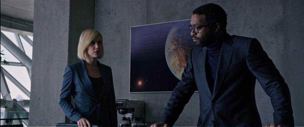 "Screenshot from ""The Martian"""