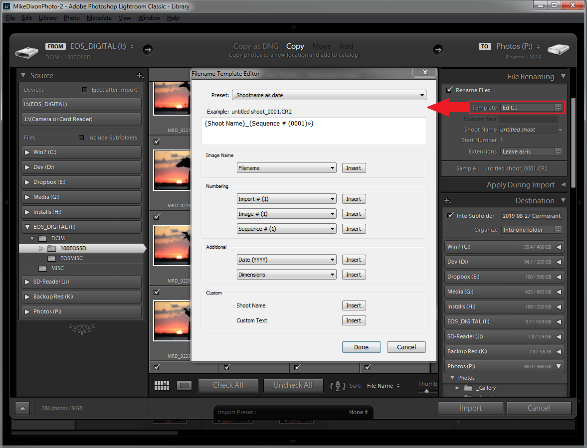 Lightroom Import and Export Tips and Tricks | Fstoppers