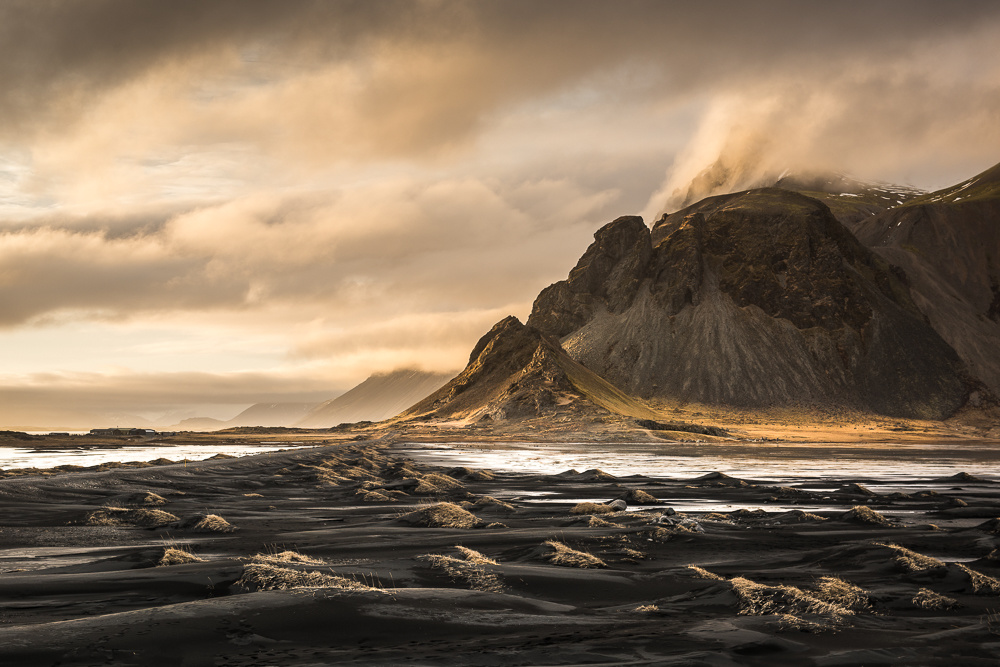 A Land that Time Forgot, Iceland