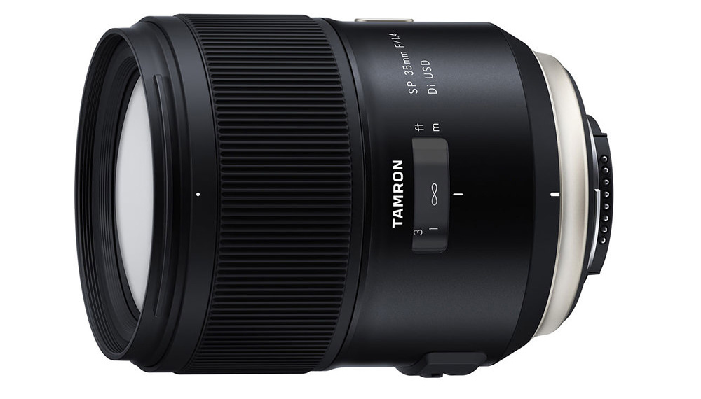 The Tamron SP 35mm f/1.4 Di USD lens is a top-tier 35mm lens and a good place to start with 35mm primes.