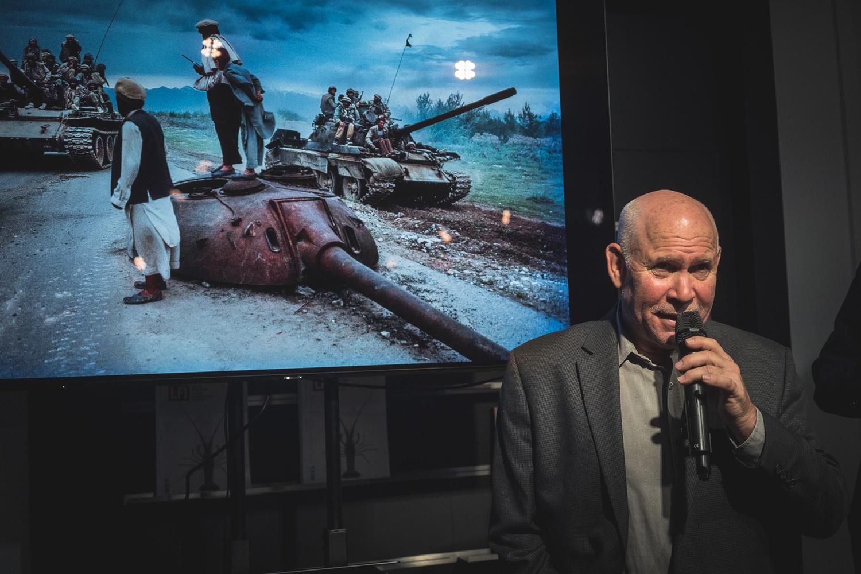 Steve McCurry, Leica SL2 event