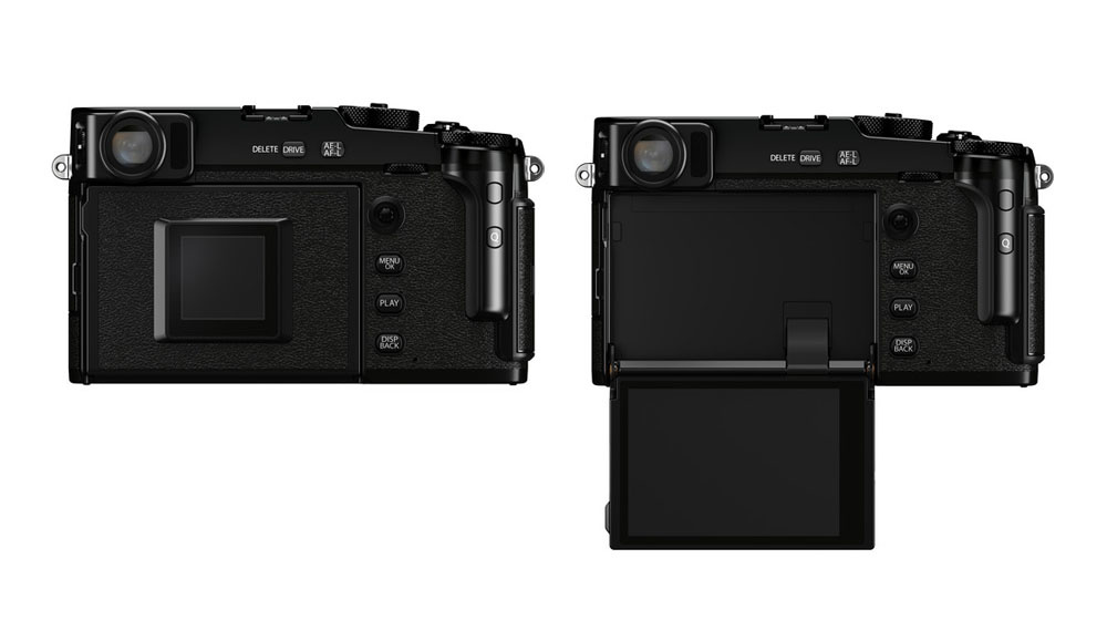 "The ""hidden"" LCD of the Fujifilm X-Pro3"