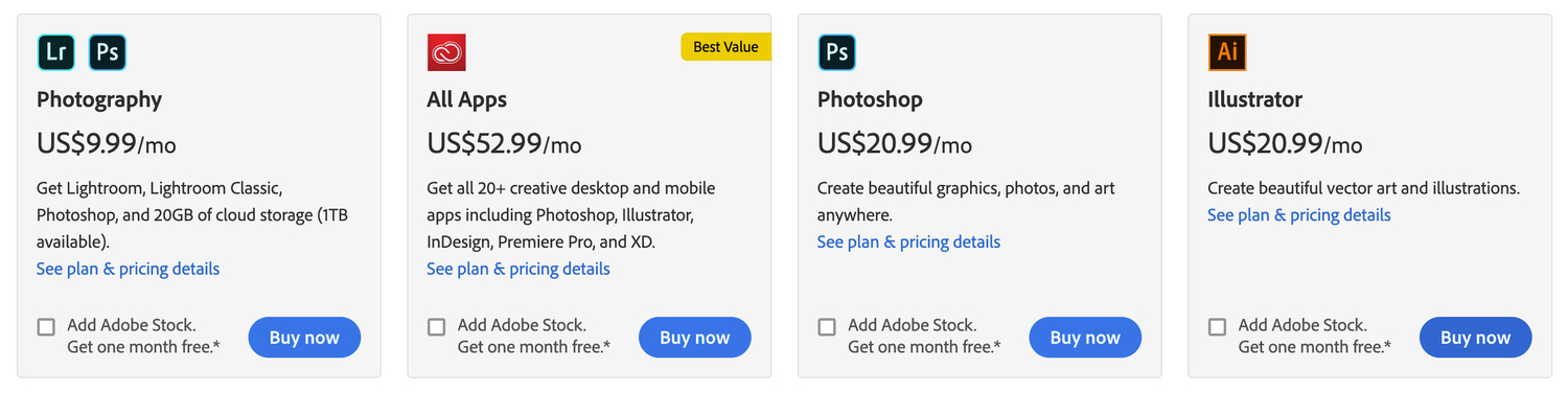 Photoshop. Cheap at half the price.