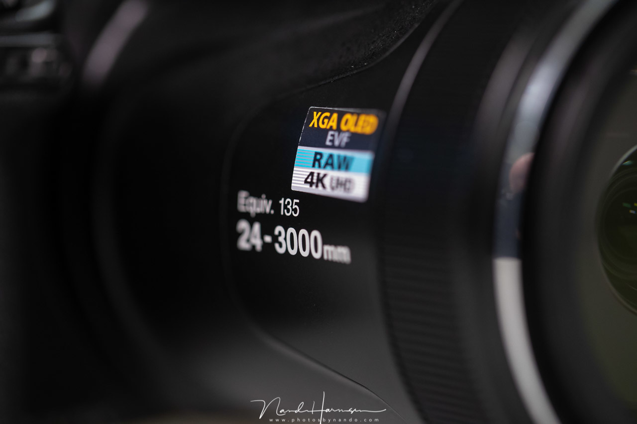 I guess Nikon made this camera to break records, and not for the image quality. Shooting with this camera is limited to lower ISO values if you want an acceptable result.