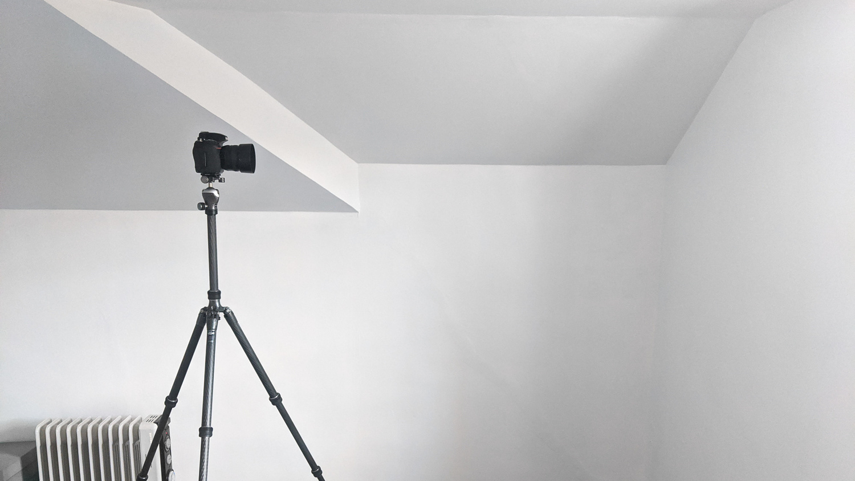 Selfies más nítidas: Coloque la cámara en un trípode.