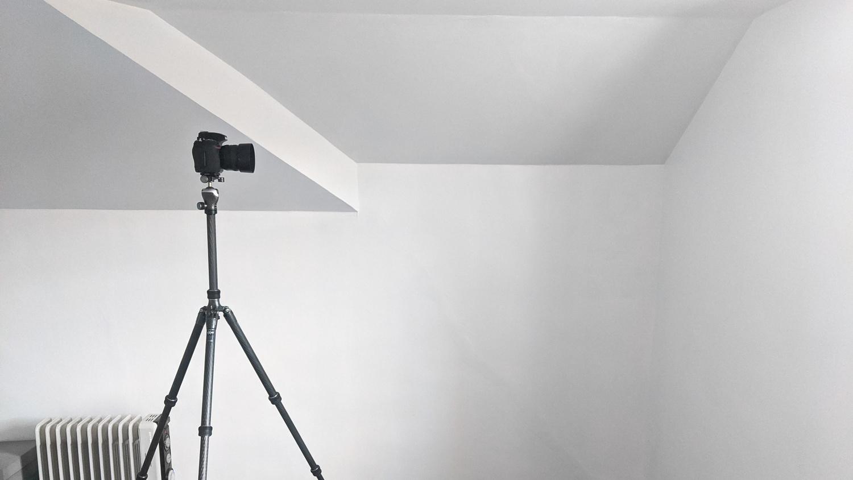 Set the camera up on a tripod