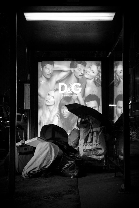 Lighting for Night Street Photography
