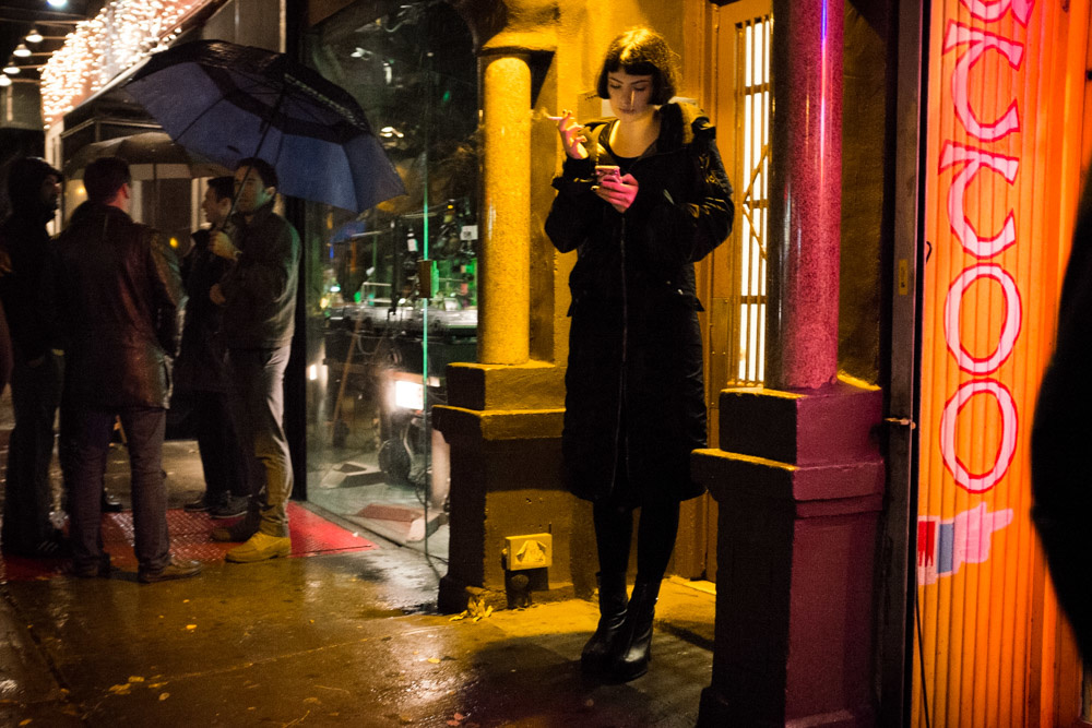 The Best Lens for Night Street Photography