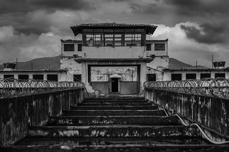 Brazilian prison.