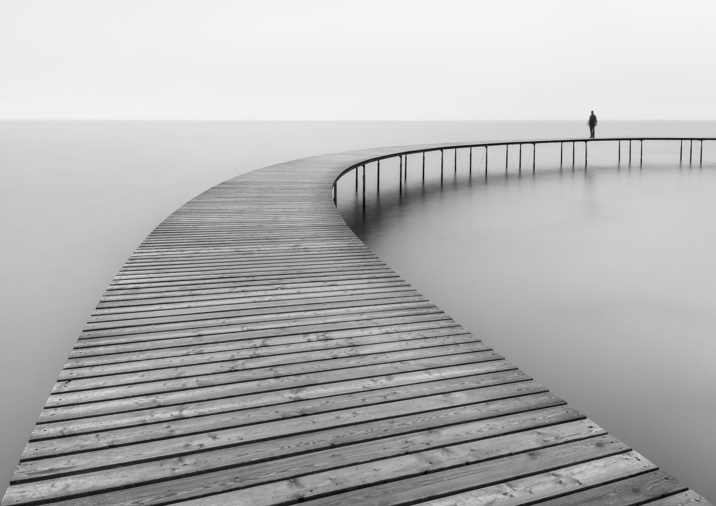 How to Make a Moody Long Exposure Fine Art Photograph