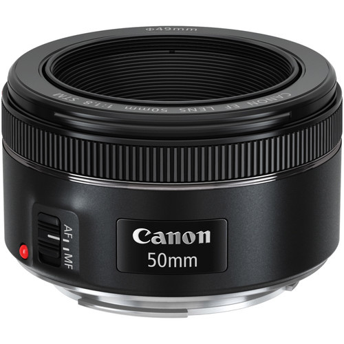 50mm f/1.8 lens for portraits