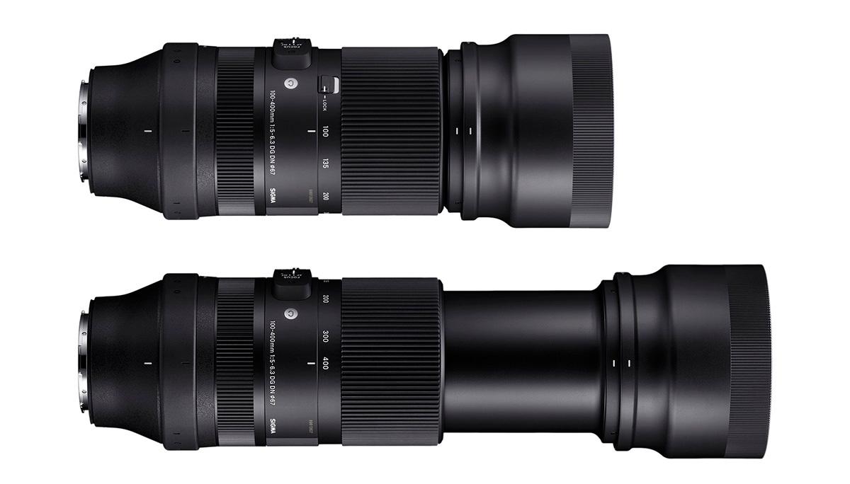 sigma 100 400mm f5 6.3 3