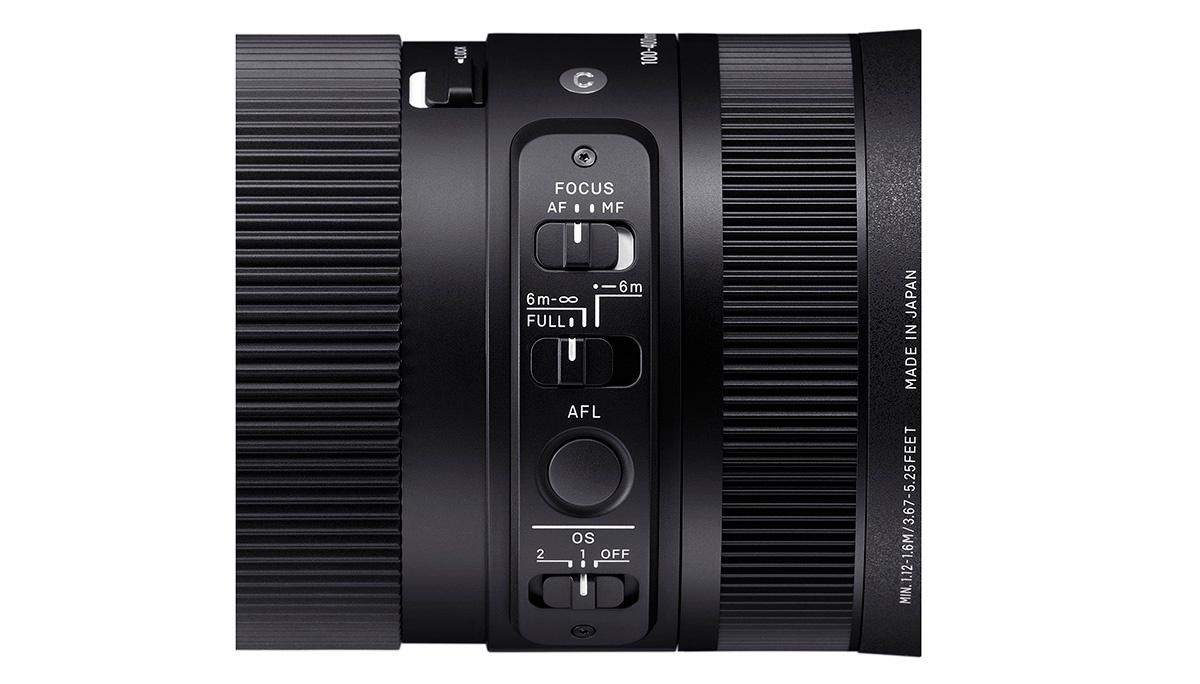 sigma 100 400mm f5 6.3 4