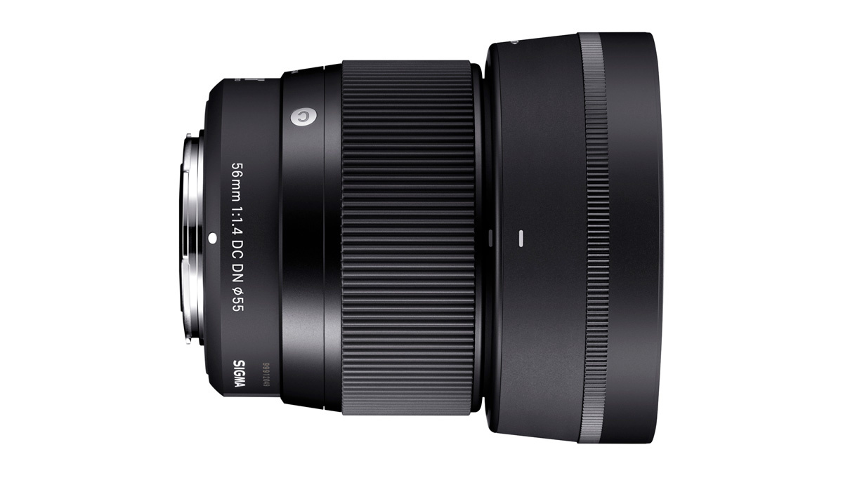 Sigma 56mm f/1.4