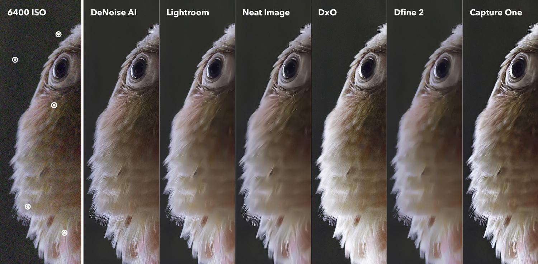 Final Image Noise Reduction Software Comparison