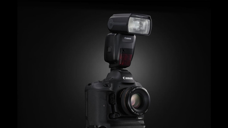 Canon Speedlite 600EX II-RT flash gun
