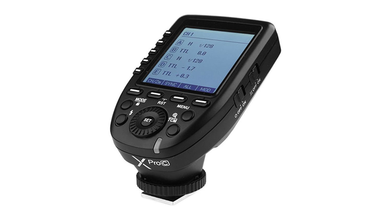 Godox XProN TTL wireless trigger