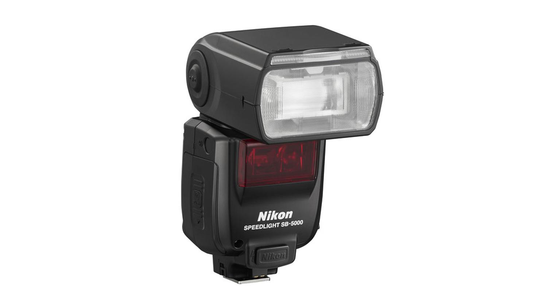 Nikon speedlight sb-5000 flashgun