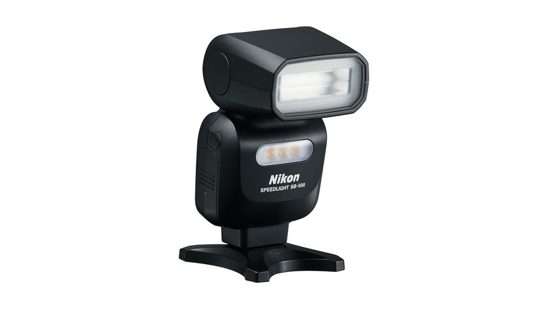 Nikon speedlight sb-500 flashgun