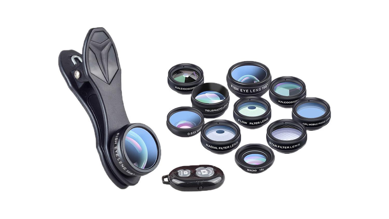 Avoda smartphone lenses 10-in-1