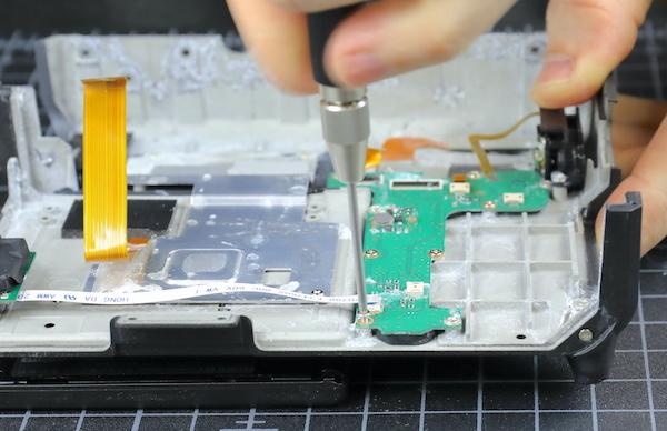 Taking Apart a $10,000 Mirrorless Fuji Camera Damaged by Saltwater 6