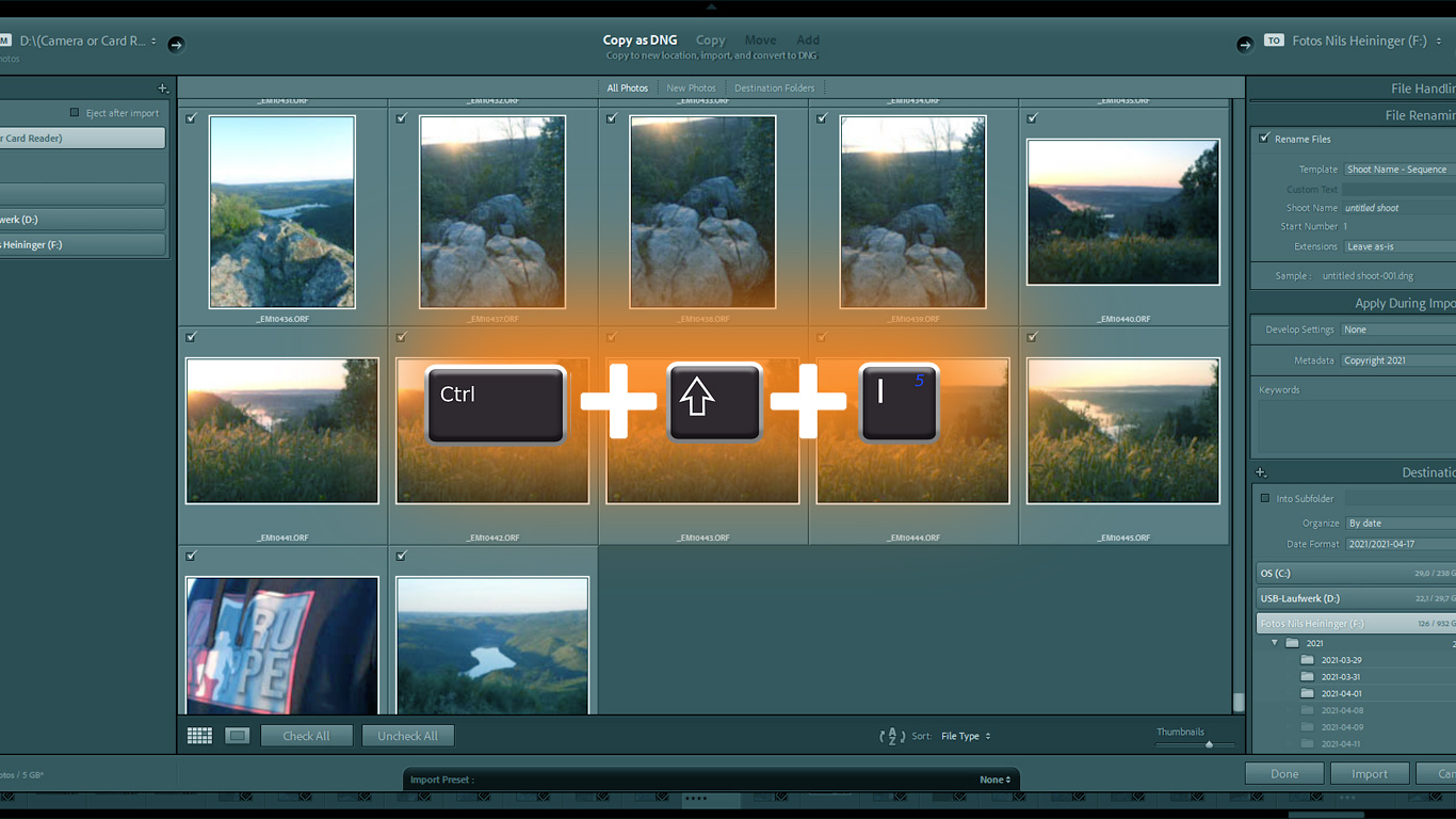 Do You Know All of These Lightroom Shortcuts for Faster Edits? 16