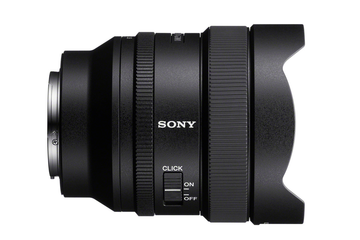 Sony 14mm 1.8 GM