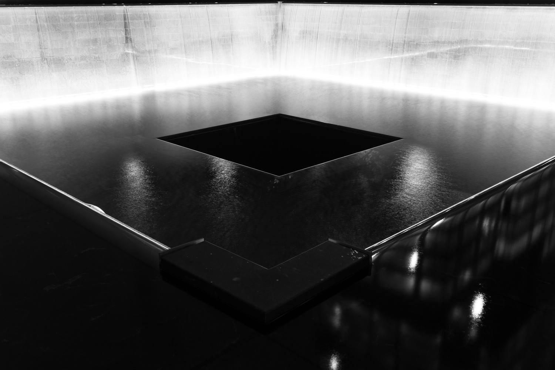 Photo of The World Trade Center Memorial - New York