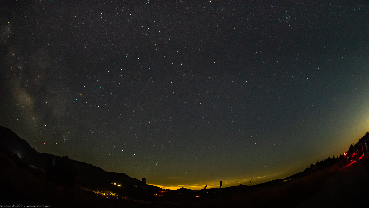 A Quest for the Dark Side and Better Astrophotography 7