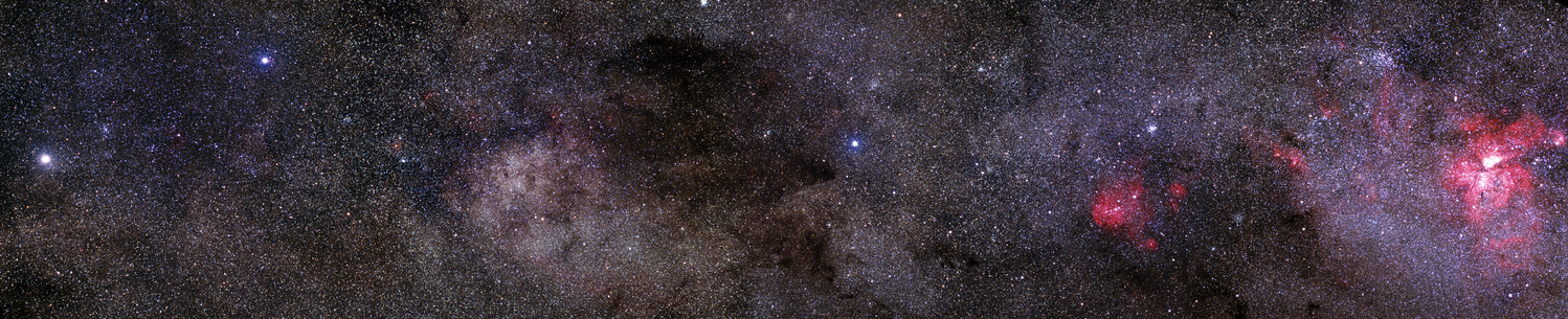 A Quest for the Dark Side and Better Astrophotography 9