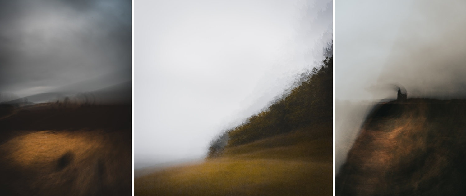 Create a Unique Image with Intentional Camera Movement and Multiple Exposures 7