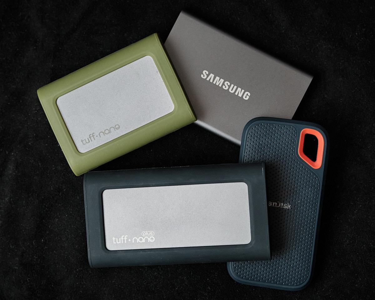 We Review the Caldigit Tuff Nano 2TB Portable NVMe SSD 5