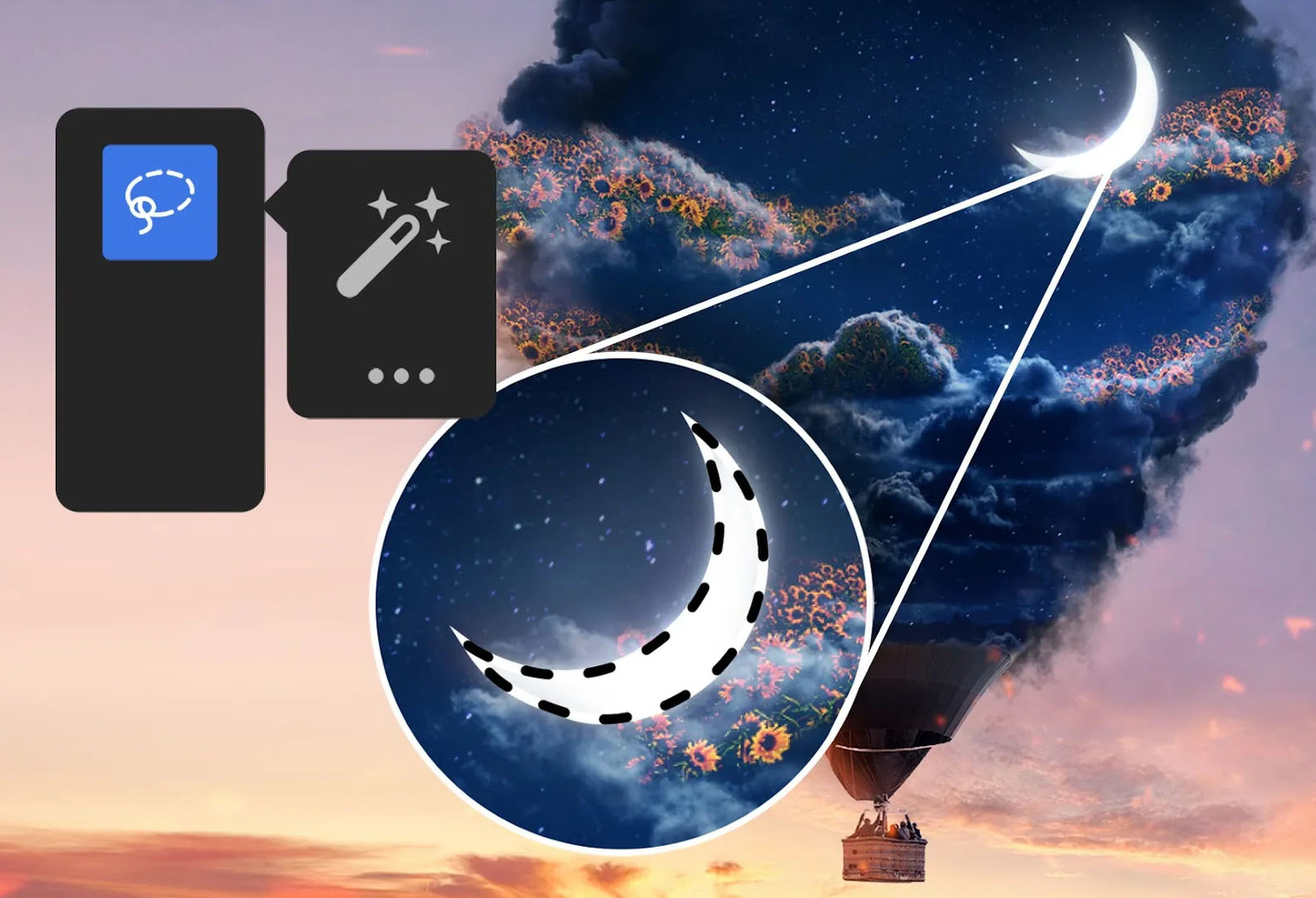 Photoshop Update Offer Sky Replacement, Bug Fixes, and Healing Brush and Magic Wand on iPad 8