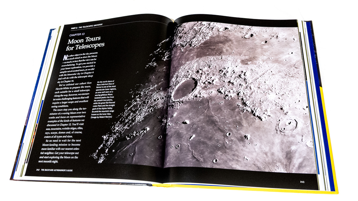 A Resource for Astrophotographers: 'The Backyard Astronomer's Guide' 4